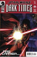 Star Wars Comic Issue 2 Dark Times Fire Carrier Modern Age First Print 2013