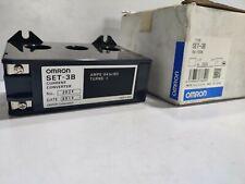 OMRON CORPORATION SET-3B CURRENT CONVERTER RANGE:64-160A
