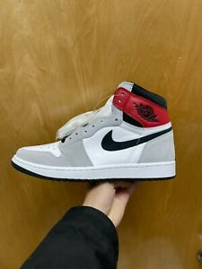 NEW Nike Air Jordan 1 Retro High OG Light Smoke Grey (Mens and Youth)