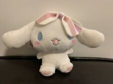 Sanrio Cinnamoroll Bow Mascot Plush