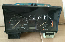 VW GOLF JETTA MK2 TURBO DIESEL GTD INSTRUMENT CLUSTER SPEEDO CLOCKS TACHO 26
