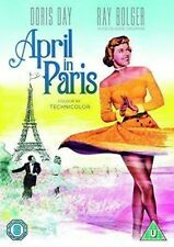 April in Paris DVD 1952 Hollywood Musical Classic With Doris Day Ray Bolger