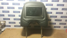 2008 VOLVO XC90 LEFT Head restraint DISPLAY MONITOR RSE 8662224 OEM