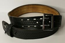 Safariland Mdl 87 3485 1409 Belt With 3 Keepers Assembled In Mexico