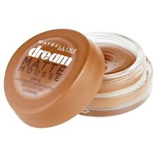 Maybelline Dream Matte Mousse SPF15 - 8 Shades to choose from!