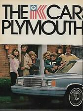 1980 BEAT THE PUMP '81 PLYMOUTH RELIANT-K (2PG)AD