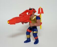 Vintage 1993 TYCO Double Dragon Blaster Action Figure, 100% Complete