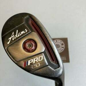 Adams Pro 20  No 3 Hybrid 20° w/ KBS Tour C-Taper 120g Stiff Flex Shaft