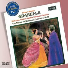 Strauss: Arabella / Solti, Della Casa, London, Edelmann, Dermota, Gueden - CD
