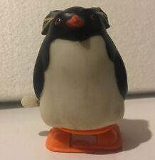 Vintage Wind Up Penguin Toy