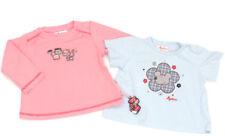 SIGIKID Sweat-Shirt Katze und T-Shirt Maus - 74
