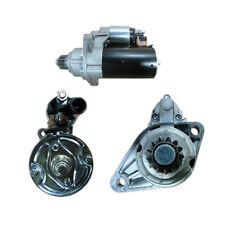 Si adatta VW VOLKSWAGEN GOLF VI 1.2 TSI CBZA CBZB Motore di Avviamento 2009-on - 26345UK