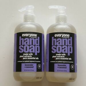 Eo Products Everyone Hand Soap - Lavender And Coconut - 12.75 Oz Lot Of 2