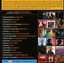 AN EASY INTRODUCTION TO JAZZ-TOP 18 ALBUMS  10 CD NEU