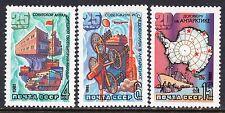 5028 - Russia 1981 - Antarctic Explorations - Mnh Set