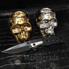 Tac Force Black Spring Assisted Collectors Gentleman's Pocket Knife TF-925BK