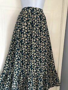 Gorgeous Ladies Seasalt  Spring Summer  Trewyn Gardens Skirt  Size 16 New