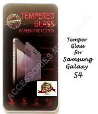 EXPLOSION PROOF TEMPER GLASS SCREEN PROTECTOR GUARD FOR SAMSUNG GALAXY S4 I9500