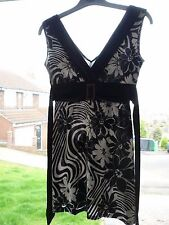 Ladies M/L (Size 12) Summer Dress by Venus London