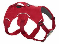 Ruffwear Web Master Dog Harness 30102/615 Red Currant NEW