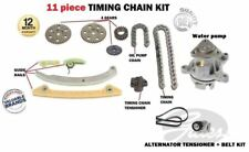 FOR FORD FOCUS C MAX 1.8 2.02003> TIMING CHAIN KIT + WATER PUMP + ALTERNATOR KIT