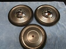 NEW MURRAY/STEELCRAFT PURSUIT PEDAL PLANE WHEEL SET W/ TIRES AND CAPS