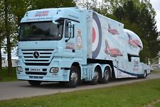 RED ARROWS MM58RFK TRUCKFEST 2017 PETERBOROUGH 6x4 Quality TRUCK Photo VIEW107