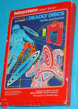 Tron Deadly Discs - Intellivision