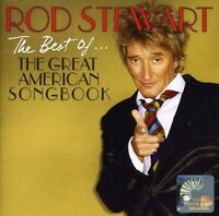 Rod Stewart - The Best Of… The Great American Songbook [CD]