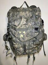 USGI Military ACU Molle II Large RuckSack with Frame, Straps & Kidney Pad
