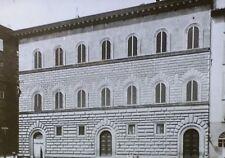 Palazzo Gondi, Florence, Italy, Magic Lantern Glass Slide