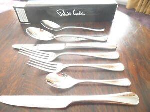 Robert Welch, 7 piece Radford Bright, cutlery set for one