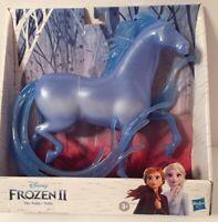 """Hasbro Disney Frozen II The Nokk Elsas Beautiful Blue Horse 10""""Tall Figure New"""