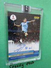 Panini Adrenalyn World Cup 2018 INSTANT Limited Auto 267 Cavani  #4 of 15