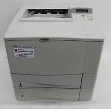 HP LaserJet 4100 A4 Desktop Network Ready Parallel Mono Laser Printer FAULTY