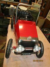 vintage pedal car murray