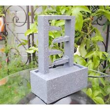 Fountain Relaxation Tabletop Water Indoor Waterfall Decor Home Table Garden