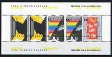 NEDERLAND 1986 / BLOK KINDERZEGELS NVPH  1366 / POSTFRIS MNH ***