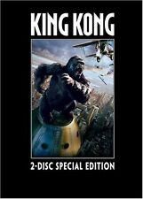 King Kong (Two-Disc Special Edition) (2005), New DVD, Naomi Watts, Jack Black, P