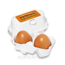 [Holika Holika] Red Clay Egg Soap - 1Pack (2ea)