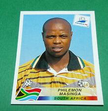 N°189 MASINGA SOUTH AFRICA AFS PANINI FOOTBALL FRANCE 98 1998 COUPE MONDE WM