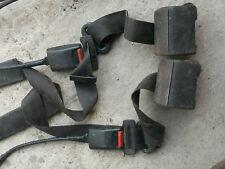 COPPIA di CITROEN 2cv precedenti stile anteriore cinture di sicurezza 1300+ parti in negozio