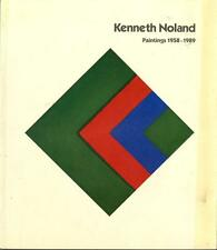 Kenneth NOLAND Paintings 1958-89 Salander O'Reilly Exhibition Catalogue 1989 Art