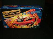 LAST ACTION HERO, EVIL EYE ROADSTER STUNT CAR, NEW IN BOX, 1993