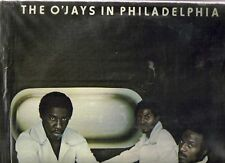 THE O'JAYS  *     IN PHILADELPHIA LP     *PHILLY SOUND