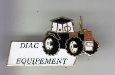 RARE PINS PIN'S .. AGRICULTURE TRACTEUR TRACTOR RENAULT AGRI DIAC BANQUE BANK~DH
