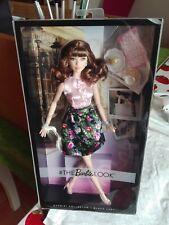 BARBIE LOOK SWEET TEA NRFB - BLACK LABEL model doll collection Mattel