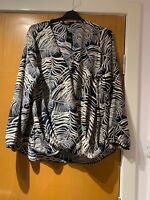 ladies tunic top size 24