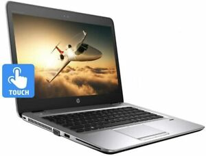 HP Elitebook 840 G3 i5-6300U Quad Core 8GB 250GB  SSD 14'' FHD Touch Screen