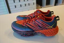 $180 M's Hoka One One Speedgoat 4 Hiking Trail Shoes Sz 10